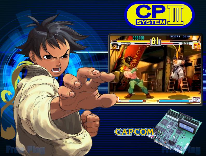 Ajout du système Capcom Play System 3 []